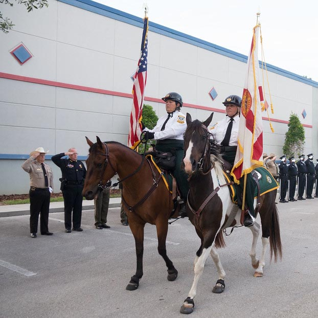 2016 Mounted Patrol